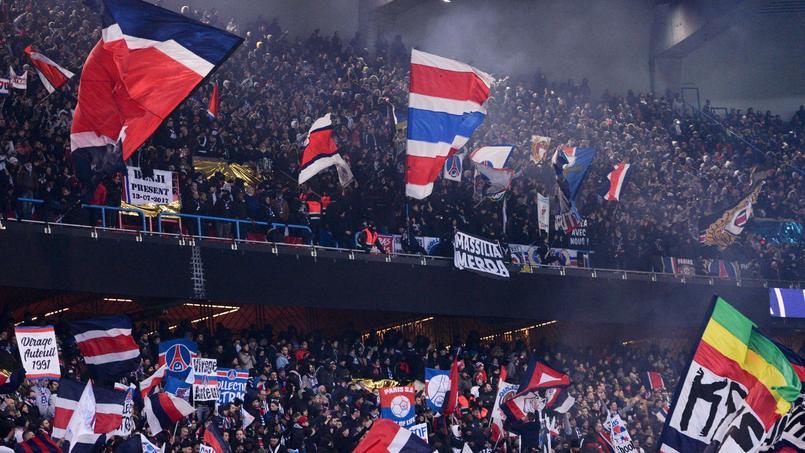 Les Ultras parisiens veulent faire du Parc des Princes «un volcan assourdissant»