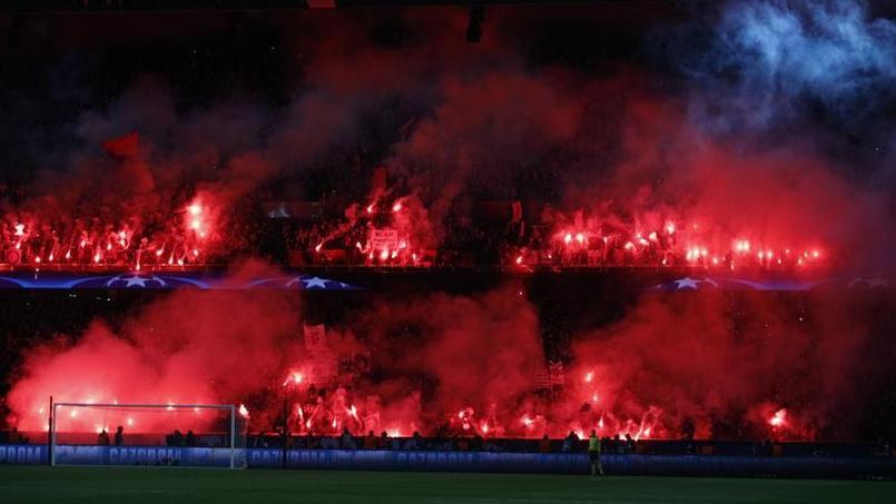 Ligue des champions : des fumigènes qui peuvent coûter cher au PSG