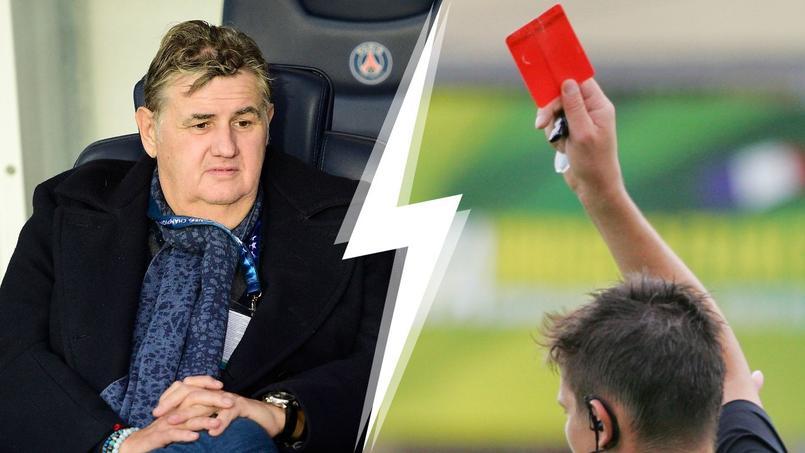 «Moi, moche et méchant !», le syndicat des arbitres se paie Pierre Ménes