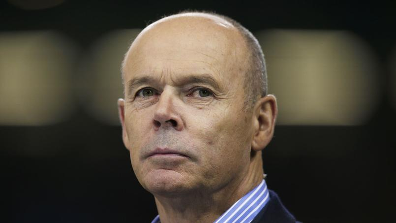 Clive Woodward.