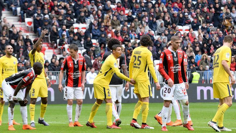 Nice-Paris SG a réuni 1,6 million de Chinois devant la télé