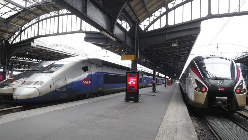 fb45acae937 Grève à la SNCF  à quoi s attendre à partir du 3 avril