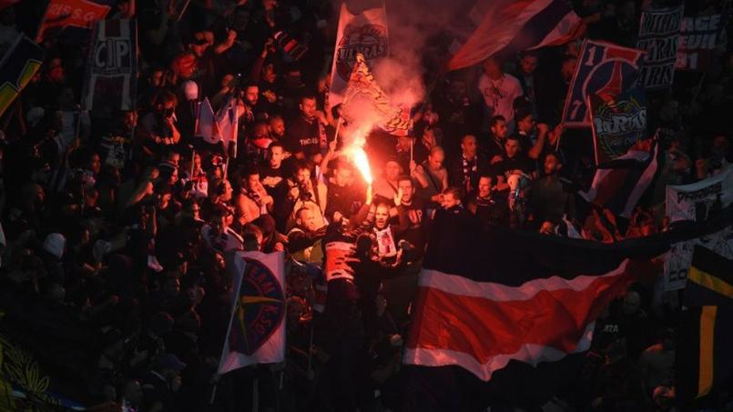 Ultras parisiens.