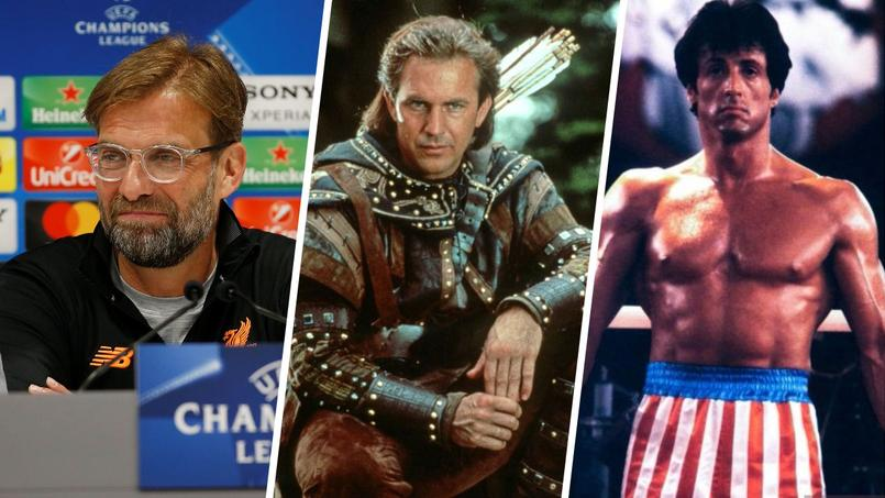 Jürgen Klopp, dans la peau de l'outsider fan de Rocky et de Robin des Bois