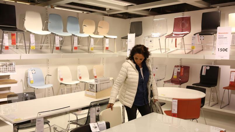 ikea va ouvrir un magasin dans le quartier de la madeleine paris. Black Bedroom Furniture Sets. Home Design Ideas