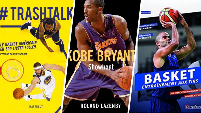 La sélection de livres pour accompagner les play-offs NBA
