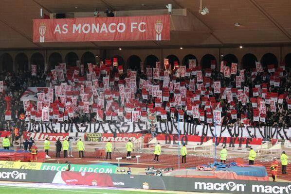 Les fans de Monaco refusent le remboursement des places au Parc des Princes