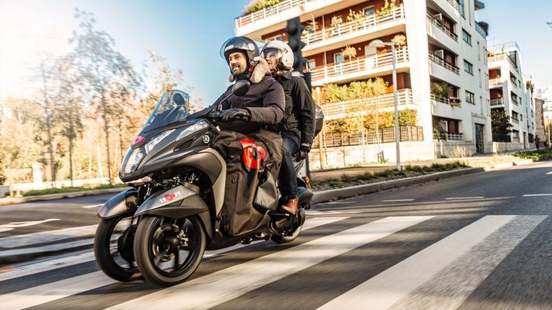 troopy le scooter 125 en libre service. Black Bedroom Furniture Sets. Home Design Ideas