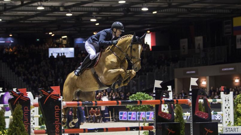 Mondial d'équitation.