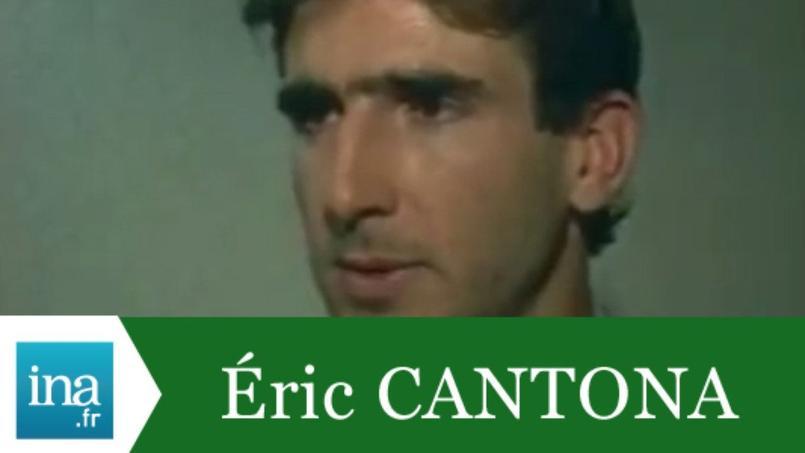 Quand Eric Cantona traitait Henri Michel de «sac à merde»