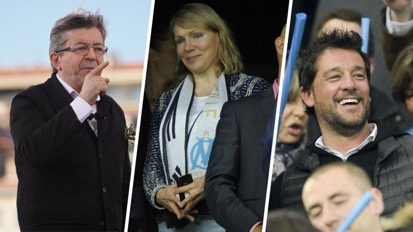 Mélenchon, Margarita Louis-Dreyfus, Titoff, les personnalités attendues au Vélodrome
