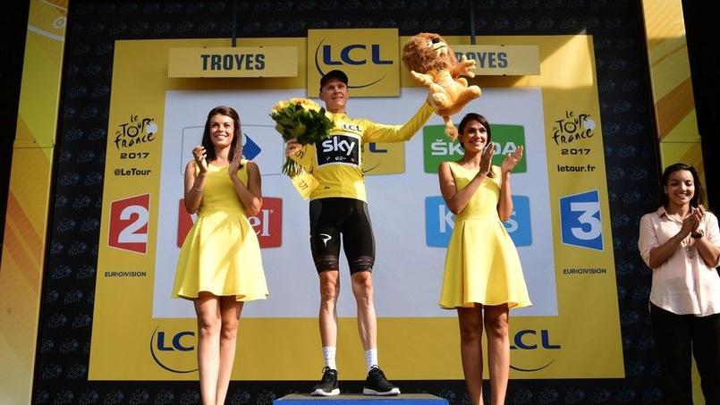 Hotesses Tour de France.