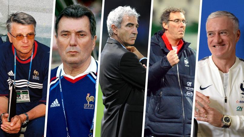 1998-2018 : vingt ans de liste des Bleus et quelques couacs