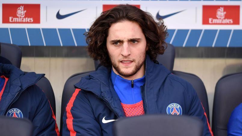 C'est non! Adrien Rabiot refuse de rejoindre l'équipe de France pour la Coupe du monde 2018.