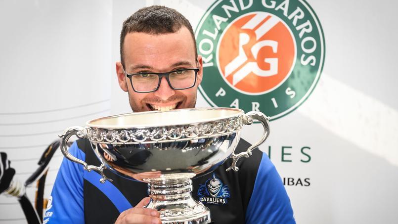 Roland-Garros célèbre son premier champion de egaming