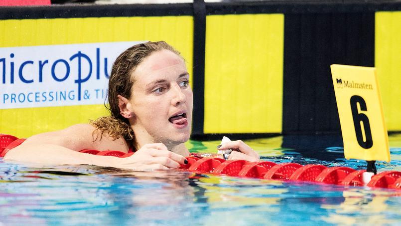 La nageuse hongroise Katinka Hosszu se sépare de son entraîneur et mari