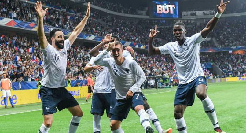 Mondial 2018 : la France a l'équipe à la plus forte valeur marchande