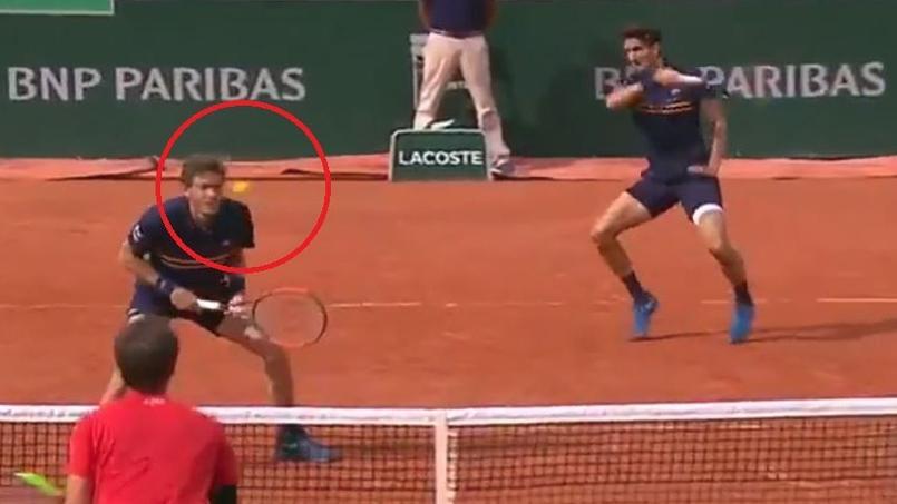 Roland-Garros : Herbert dégomme à bout portant son coéquipier Mahut