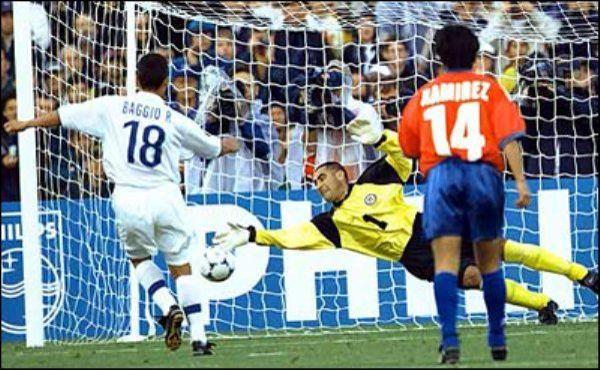 11 juin 1998 : L'Italie en souffrance face au Chili