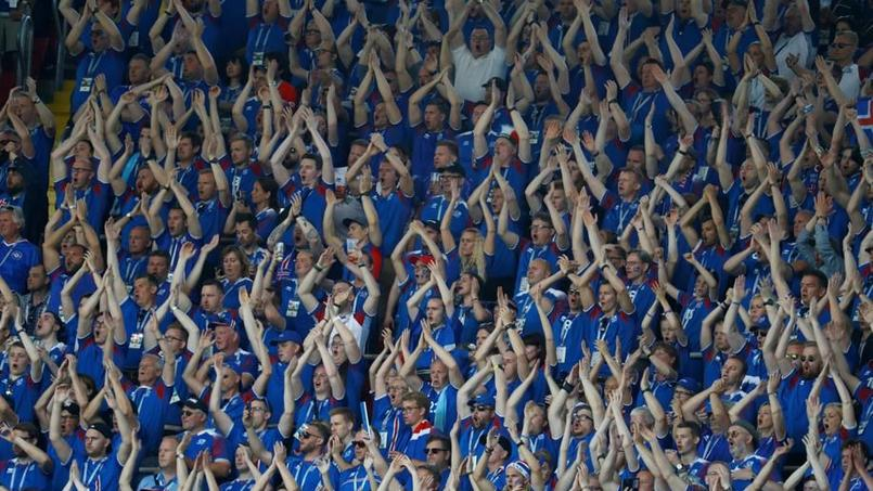 Coupe du monde 2018 : 99,6% des Islandais ont vu le match contre l'Argentine