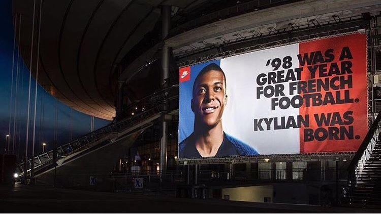 Coupe du monde 2018 : Nike recycle une ancienne publicité de Cantona avec Mbappé