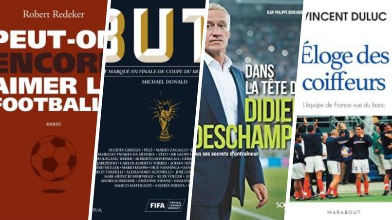 La bibliothèque idéale de la Coupe du monde 2018