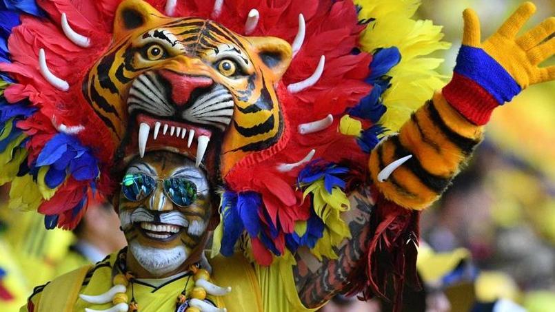 La combine des Colombiens pour introduire de l'alcool dans les stades