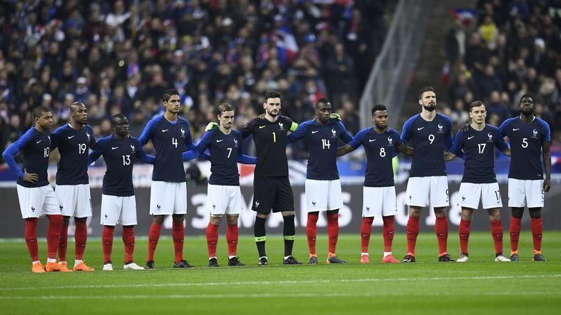 L'équipe de France de Football s'est imposée face au Pérou en Coupe du Monde de football.