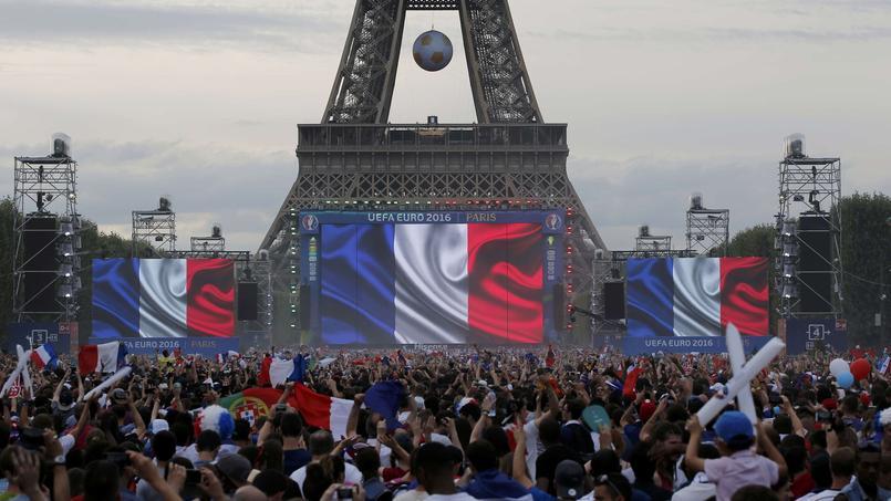 Coupe du monde 2018 : le Champ-de-Mars attend 90.000 supporters pour la finale