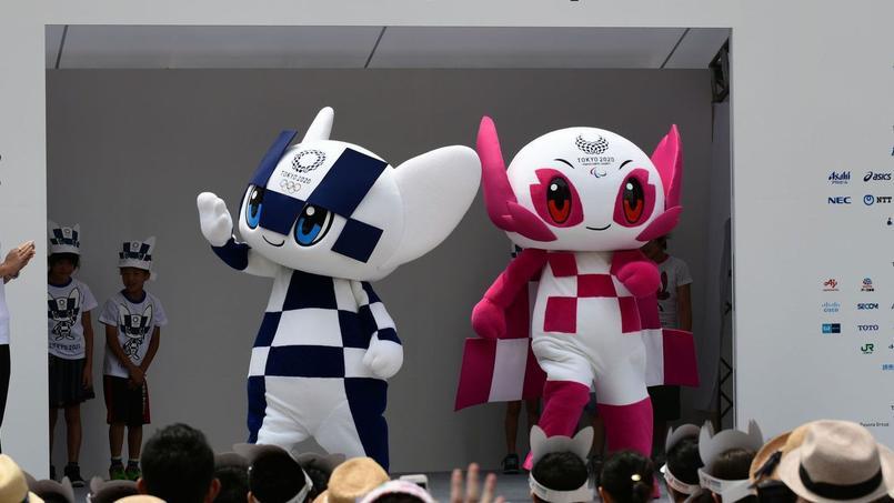 Les JO de Tokyo 2020 dévoilent des mascottes aux pouvoirs spéciaux