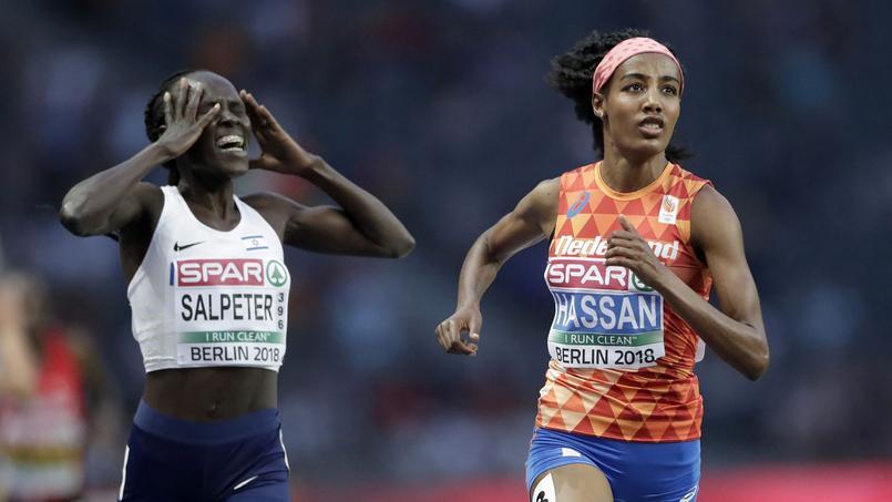 Une athlète s'arrête un tour avant l'arrivée et perd la médaille