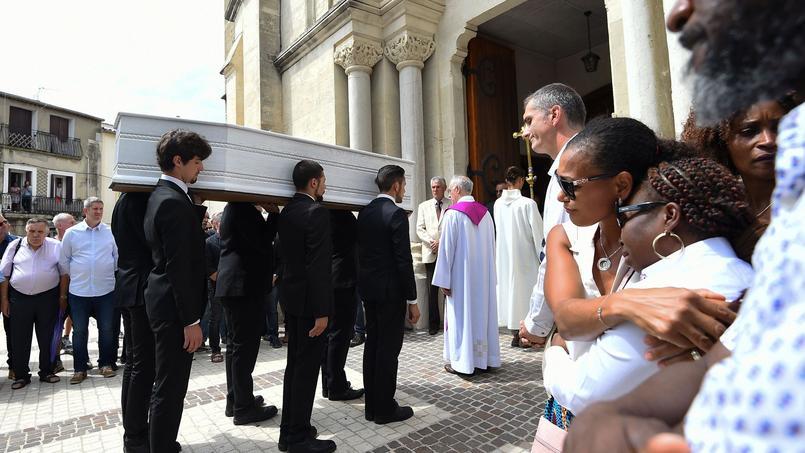 Les obsèques du jeune rugbyman Louis Fajfrowski ont eu lieu ce vendredi