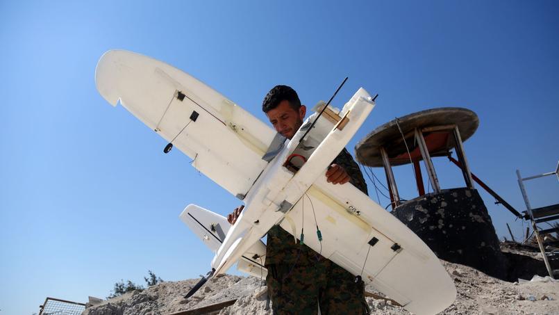 Terrorisme : les drones civils, la nouvelle arme de l'État islamique