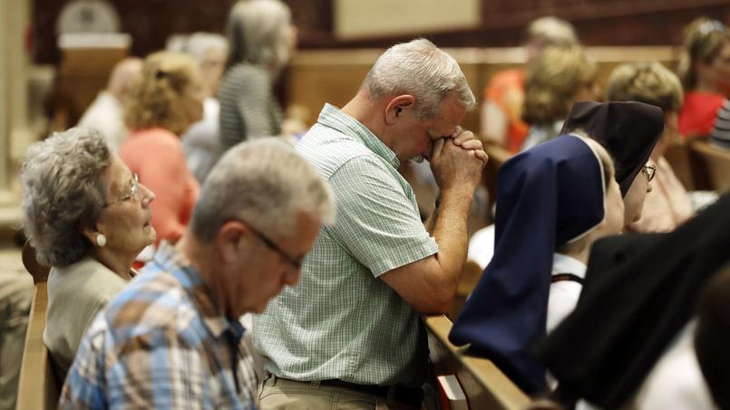 États-Unis : les catholiques toujours sous le choc des révélations d'abus sexuels en Pennsylvanie
