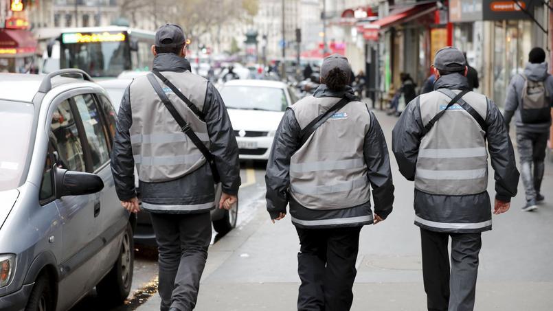 stationnement paris vives tensions entre la police et l 39 op rateur priv moovia. Black Bedroom Furniture Sets. Home Design Ideas