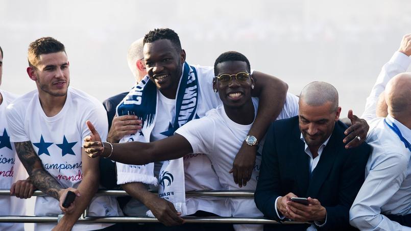 Paul Pogba a été «dégoûté» par la parade des Bleus sur les Champs-Élysées