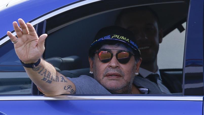 Président d'un club biélorusse, Maradona va aussi entraîner une équipe au Mexique