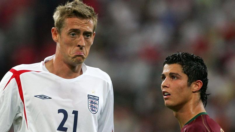 Crouch sur Ronaldo : «Il se regardait nu dans le miroir en disant ''Je suis tellement beau''»
