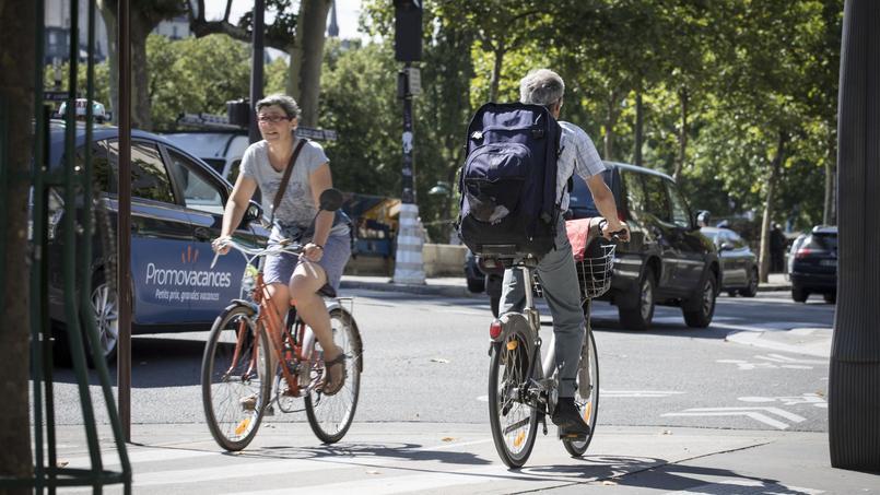 7e876d19b637e Le gouvernement veut pousser les Français à faire plus de vélo