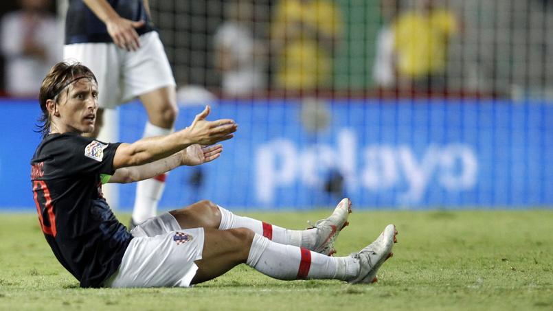 Comme ses anciens coéquipiers au Real Di Maria et Ronaldo, ou son partenaire actuel Marcelo, Modric se fait reprendre par la patrouille financière.