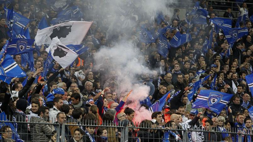 Les supporters corses, comme ceux de Bastia, pourraient bientôt se réunir  pour voir leur ec3e06a1945