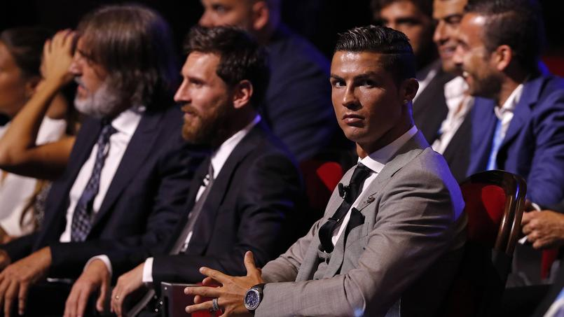 Lionel Messi et Cristiano Ronaldo n'ont pas assisté à la cérémonie The Best de la FIFA, lundi à Londres.