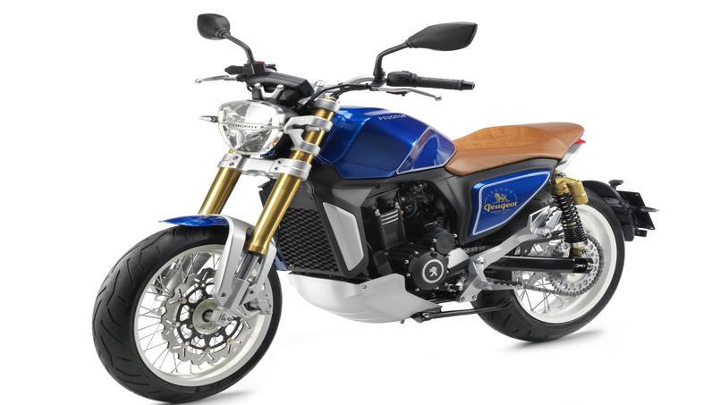 mondial de la moto les principales nouveaut s. Black Bedroom Furniture Sets. Home Design Ideas