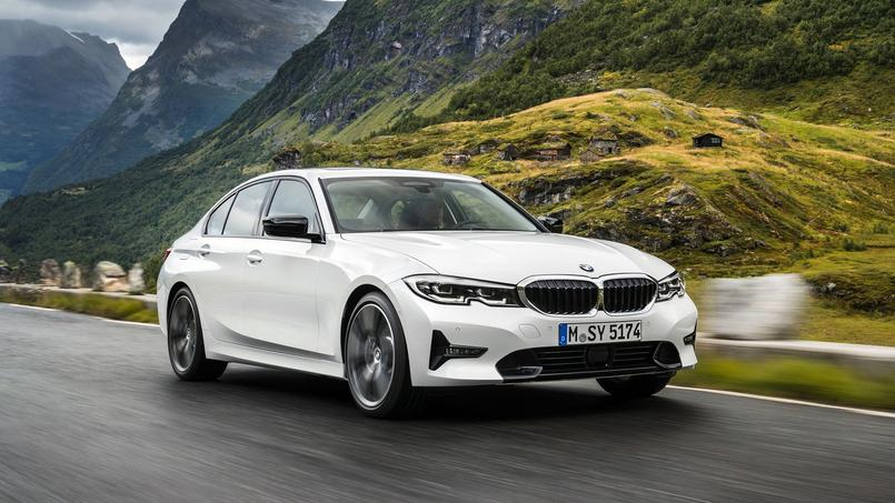 Bmw 3 Series In The Seventh Dimension