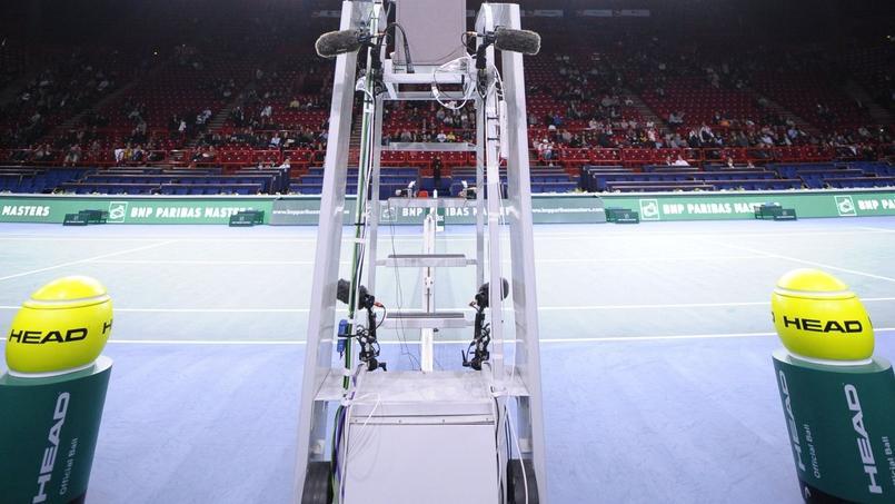 Tennis : trois arbitres bannis à vie après avoir truqué les scores des matches