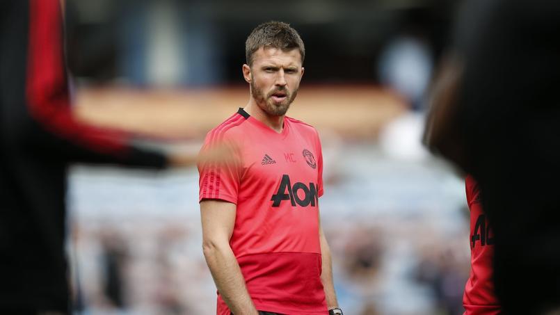 Retraité à l'issue de la saison 2017-2018, Michael Carrick est aujourd'hui un des adjoints de José Mourinho sur le banc de Manchester United.