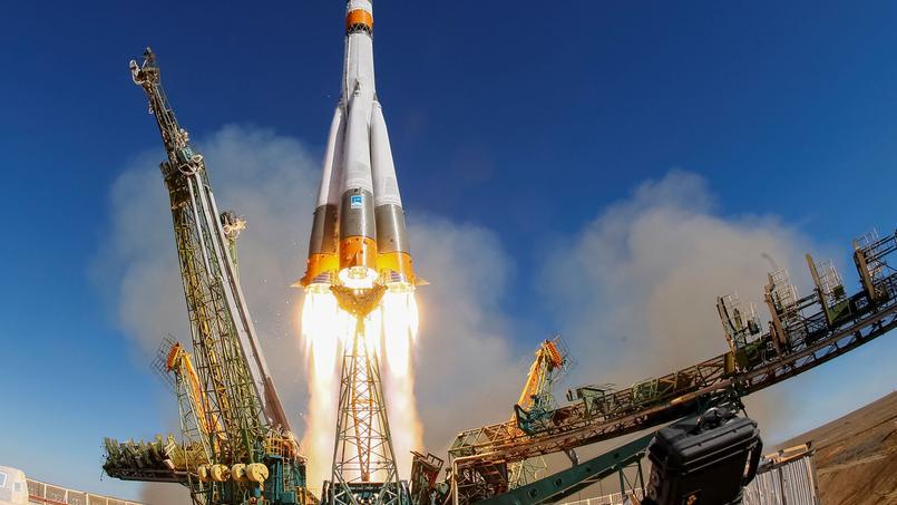 L'incroyable sauvetage des cosmonautes après l'explosion de Soyouz