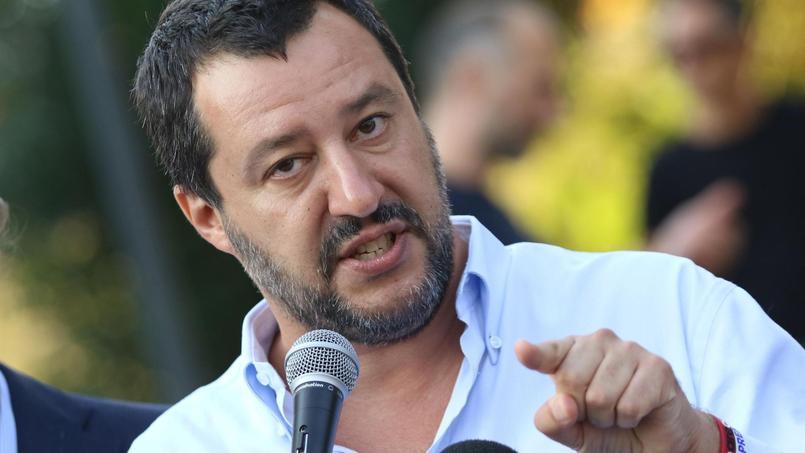 Migrants : Salvini attend des «réponses claires» de Paris après un «incident» à la frontière