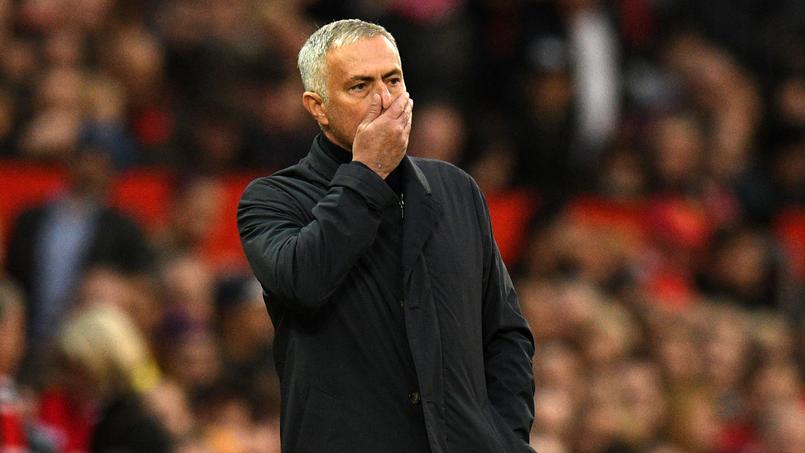 Procédure disciplinaire ouverte contre Mourinho — Man Utd