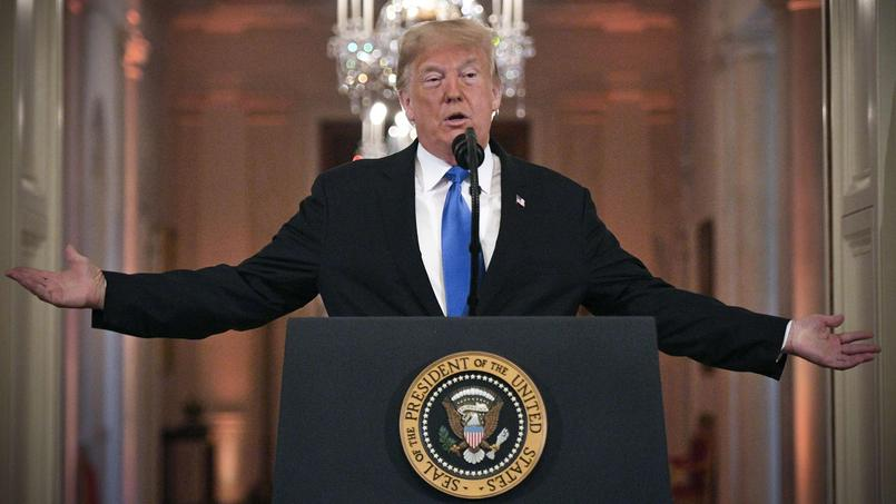 Midterms : «Le Donald», ancien intrus devenu «roi» de son parti